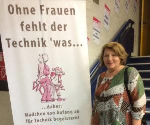 Goldita Nasta: Mehr Frauen in die Industrie!